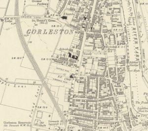 livestock impounded in Pound Lane Gorleston history