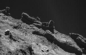 reaccretion comets 67P re accretion