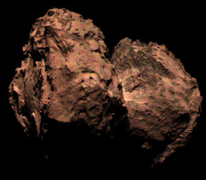 rosetta mission comet 67p latest news