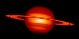 Was Saturn a star failed brown dwarf