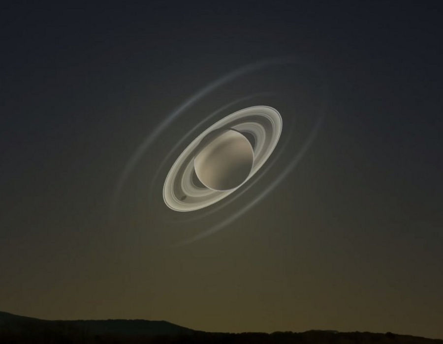 Was Saturn the original Sun? Ancient mythology suggests its was