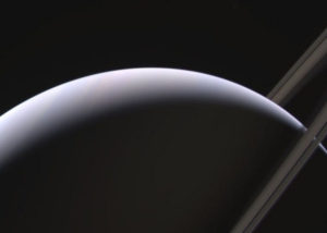 are saturns rings new or young