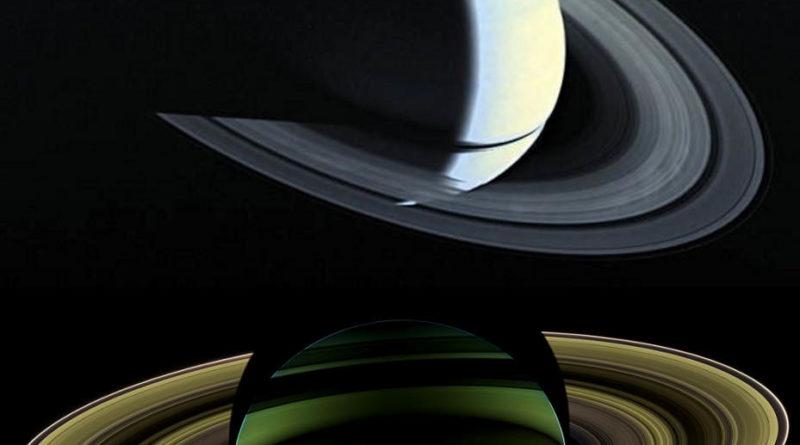 Surprise Saturn magnetic field alignment