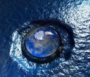 similar natural global warming previous history
