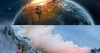meteors comets lava transmutation elements