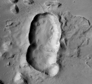spark eroded craters edm