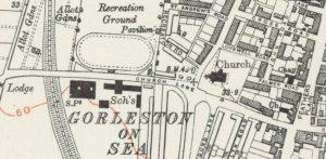 St Benet's Cross Abbey Norfolk Gorleston