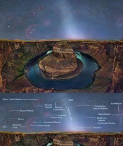 zodiacal light dust solar system catastrophe immanuel velikovsky