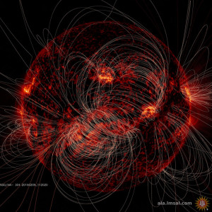 sun filament magnetic field solar spiral