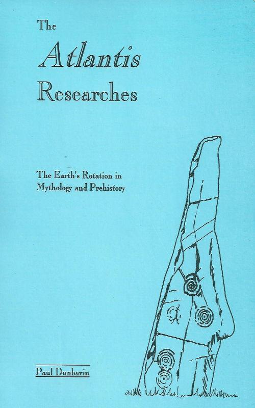 The Atlantis Researches book review Paul Dunbavin mythology catastrophe