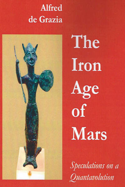 The Iron Age Of Mars book author Alfred de Grazia (EU theory) mythology