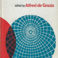 The Velikovsky Affair book by Alfred de Grazia - Worlds In Collision controversy