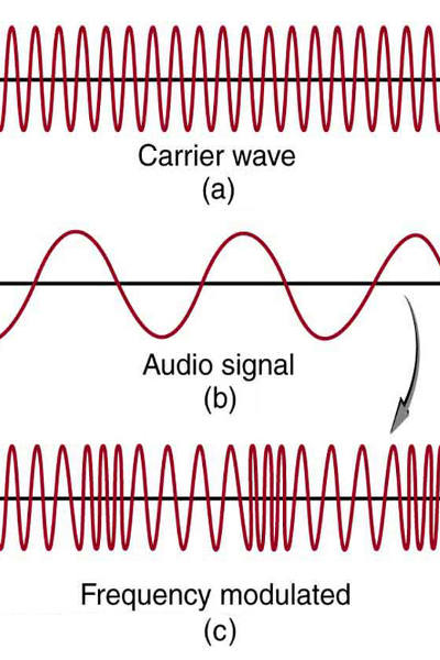 universal information frequency quantom description of nature waves