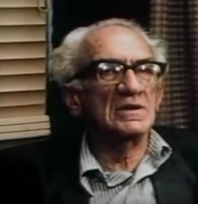 Immanuel Velikovsky The Bonds of the Past free video