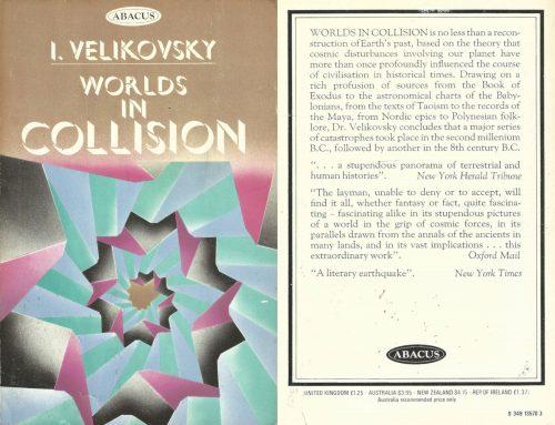 Immanuel Velikovsky Worlds in Collision free PDF ebook