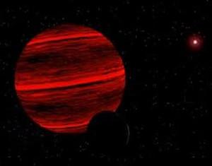 Wandering stars planets invading